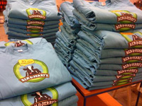 T-shirts bedrukken voor Ben and Jerry's